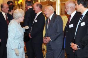 Explorers track down Queen Elizabeth II