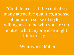 Self confidence quotes and motivational quotes about self confidence ...
