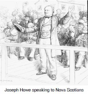 Joseph Howe's Opposition