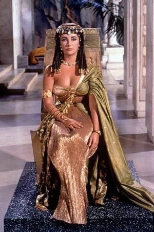 Elizabeth Taylor: Cleopatra in Rome..
