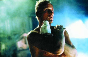 Still of Rutger Hauer in Blade Runner (1982)