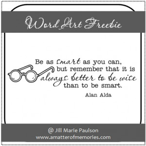 smart wise quotes