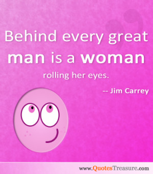 behind every great man quotes quotesgram