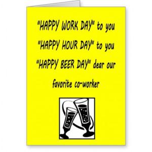 ... Birthday Co Worker Quotes http://kootation.com/happy-birthday-co