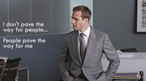 Harvey Specter Suits Quotes