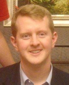Ken Jennings in 2008