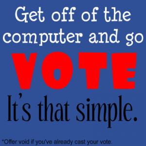 Did You Vote November 2?