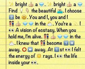 cute love quotes with emojis quotesgram