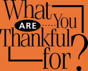 Back > Quotes For > Thankful Quotes For Thanksgiving