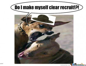 Funny Drill Sergeant Memes