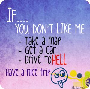 If you don't like me by Baka-Tuna