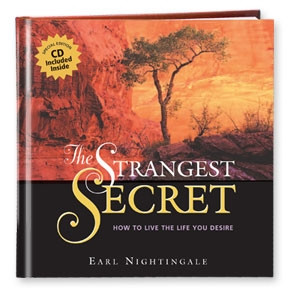 The Strangest Secret with DVD and Audio CD