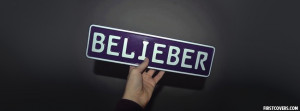 Belieber Sign cover