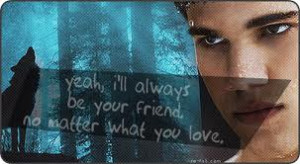 Jacob Black Quotes - twilight-quotes Fan Art
