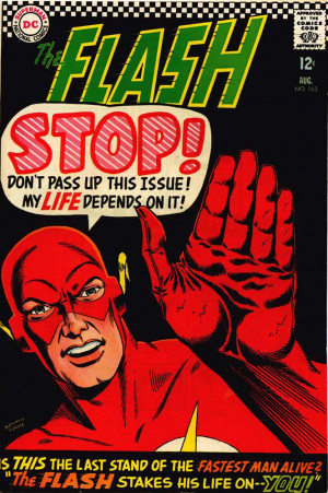 Retro Review: The Flash #163 (August 1966)