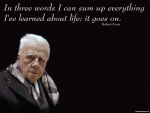 Robert Frost Life Quotes Images, Pictures, Photos, HD Wallpapers