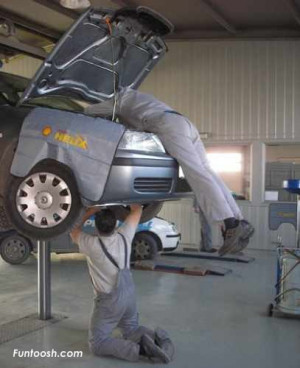 funny mechanic jokes funny or die mila kunis u0026 james franco funny ...