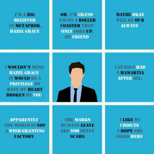 ... Augustus Quotes, John Green, Johngreen, Water Quotes, Augustus Waters