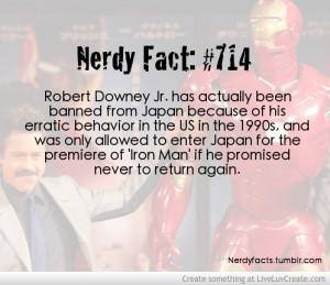 Nerdy Fact 714