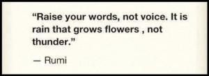 Rumi Quote, facebook timeline cover photo