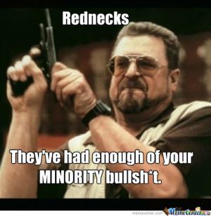 Racist Redneck