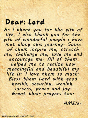 Thank You God Quotes And Sayings