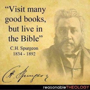 ... enjoy everything this man writes. God and Charles Spurgeon, that is