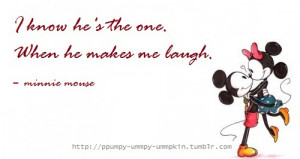 ... : disney, love, mickey mouse, minnie mouse and he makes me laugh