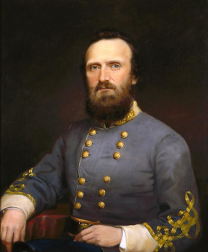 Stonewall Jackson - info for book report