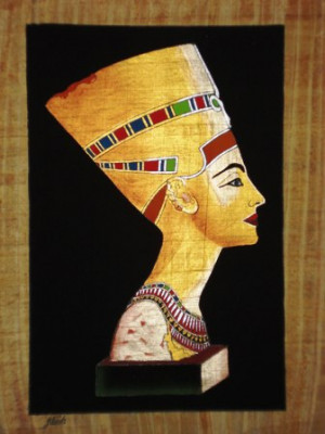 Related Papyrus Painting...