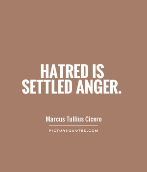 Hatred Quotes
