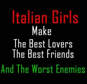 Italian quotes-- ain't this the truth!