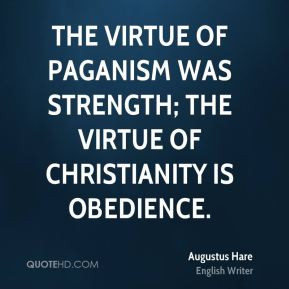 Paganism Quotes