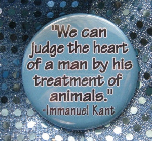 kant quotejudge the heart of man by his by thedogcoatlady on Etsy, $1 ...