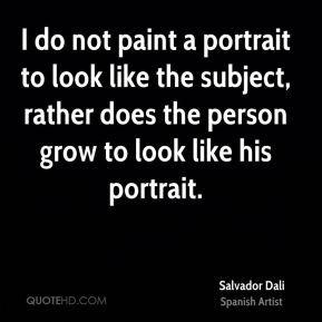 Salvador Dali Art Quotes