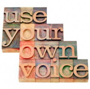 10 tips for… Using your Voice in your Presentation