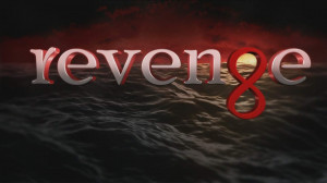 Screenshot of Revenge's nausea inducing title sequence