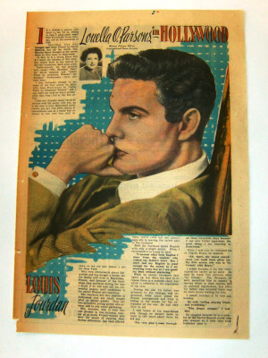 Louis Jourdan 2013 Only a few select pages shown. click on thumbnails ...