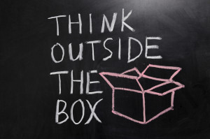 Thinking outside the box – how a change of scenery can change ...