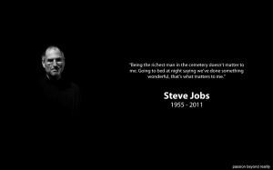 In 1974, Steve gets hisfirst full time job at video game maker Atari ...