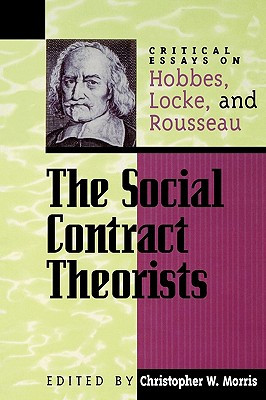 Short essay on social contract theory of the origin of society