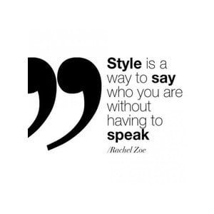 woman should be two things: classy and fabulous. / fashion quote - C ...