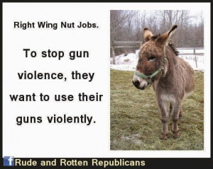 Acerbic Politics: Gun control: because NRA objections are nonsense.