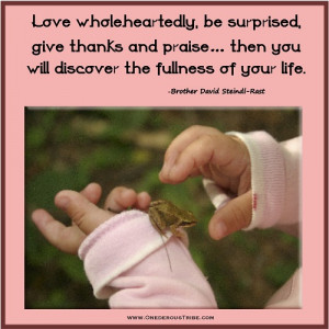 Love Wholeheartedly | Inspirational Quotes and Sayings