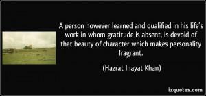More Hazrat Inayat Khan Quotes