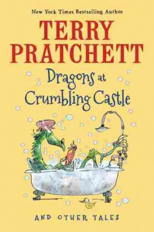 An Early Peek At Pratchett In 'Dragons At Crumbling Castle'