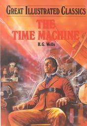 The Many Covers of The Time Machine