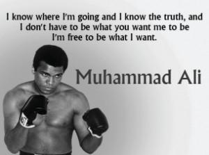 Motivational Quotes Muhammad Ali