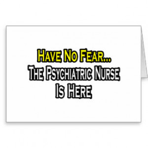 Psychiatric Nurses Gifts - Shirts, Posters, Art, & more Gift Ideas