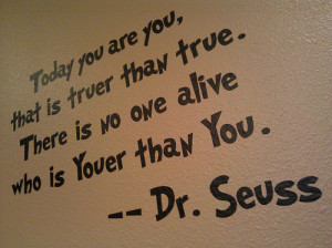 There is No-one Alive Who is Youer than You